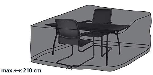 beo 980.654 lusso Coperture per tavolo rettangolare e sedie 210 x 160 cm 980654