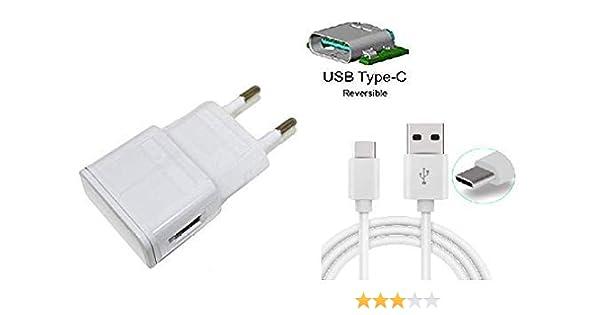 Theoutlettablet® Cargador de Pared con conexión Type-C: Amazon.es ...