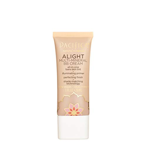Pacifica Alight bb cream shade 11