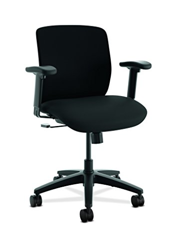 HON Mesh Task Chair – ComfortSelect Computer Chair with Adjustable Arms for Office Desk (K3)