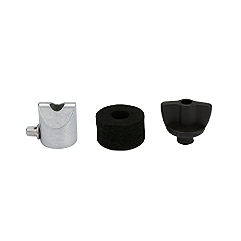 Roland CYM-10 | CY Series Cymbals Stopper Felt Washer Wing Nut Cymbal Parts Repair Package (Roland Drum Cymbals)