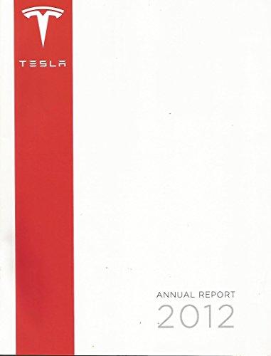tesla-motors-inc-elon-musk-nasdaq-2012-annual-report-cool-piece-of-silicon-valley-memorabilia