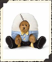 Boyds Bear Humpty Dumpty -
