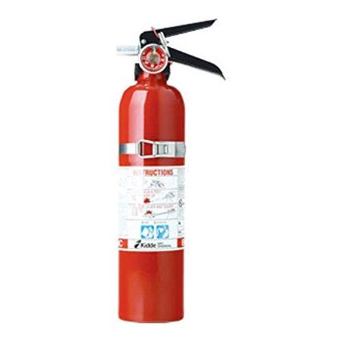 Kidde 466422 Fire Control Pro Fire Extinguisher, 10-B:C