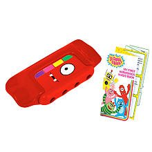First Act Yo Gabba Gabba Harmonica and Music Book