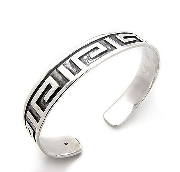 Heavy Solid Sterling Silver Gr
