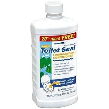 Amazon.com: Thetford 36663 Toilet Seal Lube & Conditioner