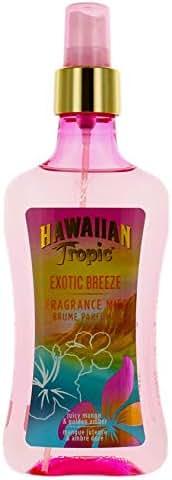 Hawaiian Tropic Exotic Breeze Fragrance Mist 8.4 Fl Oz