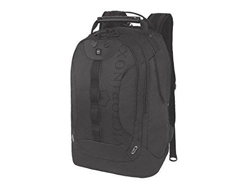 Mochila de Luxe Victorinox Modelo Trooper Negro para Ordenador portátil & Tablet: Amazon.es: Informática