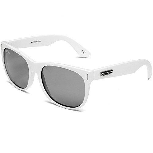0dde62f3d3 Catania Occhiali Gafas de Sol - Modelo Wayfarer Vintage (UV400) 60% de  descuento