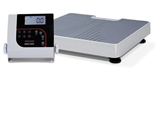 Rice Lake 150-10-7 Remote Physician Scale-550 lb / 250 kg (121304)