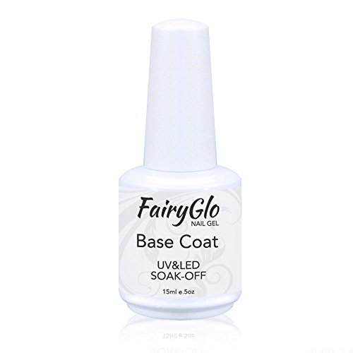 FairyGlo Base Coat Builder Gel UV LED Thermal Color Changing