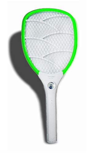 JODO Mosquito Bat/Racquet With LED Torch || Made From Extremely Durable ABS Plastic || Long Term Rechargeable Battery || Powerful Mosquito Killer Made in INDIA || Multi-Color