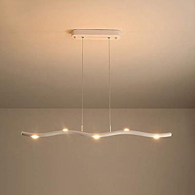 UKLLYY LED de la lámpara de la luz de Techo Regulable No encajen ...