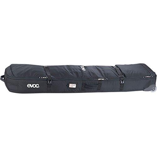 Evoc Black Gear - 110 Litre Snowboarding Roller Bag (M , Black) by Evoc
