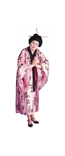 [Madame Butterfly Costume - Plus Size - Dress Size 16-22] (Butterfly Costume For Men)