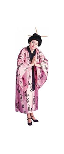 Madam (Plus Size Geisha Halloween Costumes)