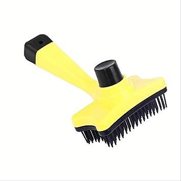 Cepillo de Limpieza para Perros y Gatos, para Eliminar el Pelo de ...