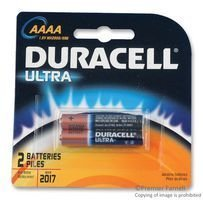 Duracell Ultra Alkaline Battery 1.5 V Card 2 by Duracell (Image #1)