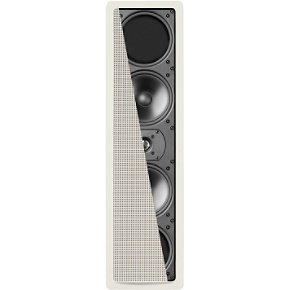 Definitive Technology In-Wall RLS II In-Wall Speaker (Single, White)