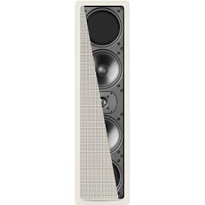 Definitive Technology In-Wall RLS II In-Wall Speaker (Single, White) by Definitive Technology