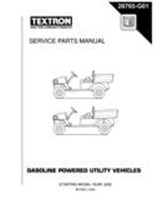 Golf Cart Manual - 4