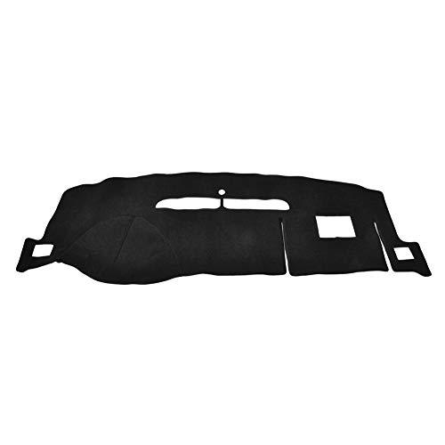 ACUMSTE DashMat Dash Cover Dashboard Mat Car Interior Pad Fit for Chevrolet Tahoe/Suburban 07-12 / Silverado 07-13