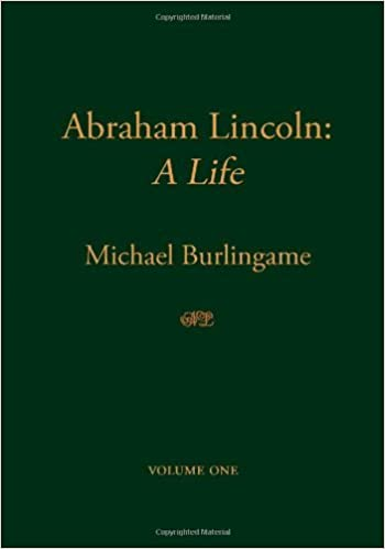 Amazon abraham lincoln a life 2 vol set ebook michael amazon abraham lincoln a life 2 vol set ebook michael burlingame kindle store fandeluxe Image collections
