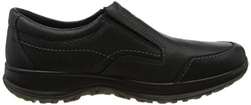 Grisport BMG057, Zapatos Hombre Negro (Black)
