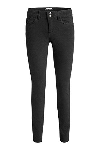 ESPRIT 096ee1b006, Jeans Mujer Negro (Black)