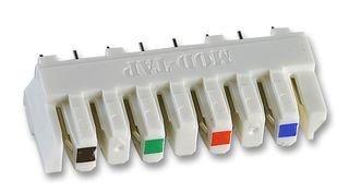 MOD-TAP 36.A0760 TERMINAL BLOCK, PCB, 4 POSITION (50 ()