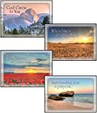 In the Master's Care - KJV Scripture Greeting Cards - Boxed - Encouragement for those with cancer