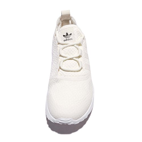 Adidas Kvinners Zx Flux Adv Dyd W Hk, Owhite / Owhite / Owhite Owhite / Owhite / Owhite