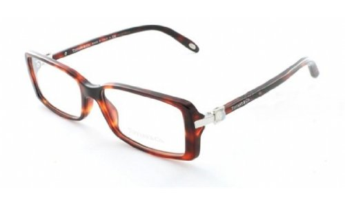 Tiffany & CO Eyeglasses Tiffany TF 2060G 8141 RED HAVANA