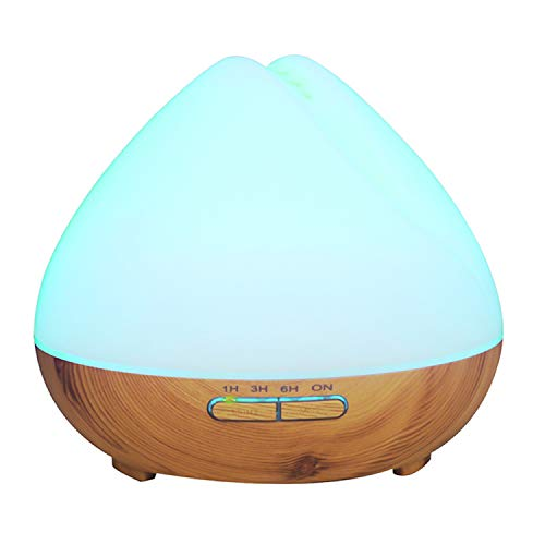 New Popular Essential Oil Light Portable 400 Air Purifier