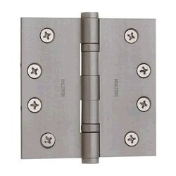Baldwin 1046150I Satin Nickel General Hardware 4.5