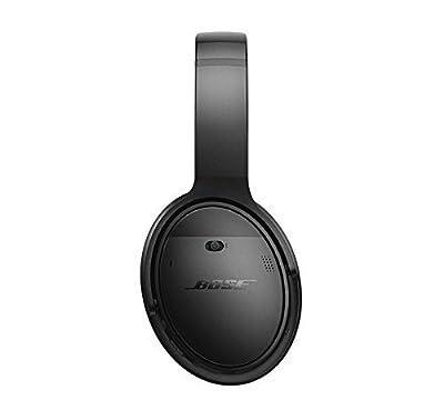 Bose QuietComfort 35 Noise Cancelling Over-ear & SoundSport Pulse In-ear Wireless Bluetooth Headphone Bundle
