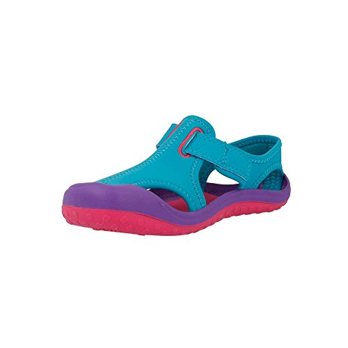 Nike - Sunray Protect PS - Color: Pink-Turquoise-Violet - Size: 13.0US