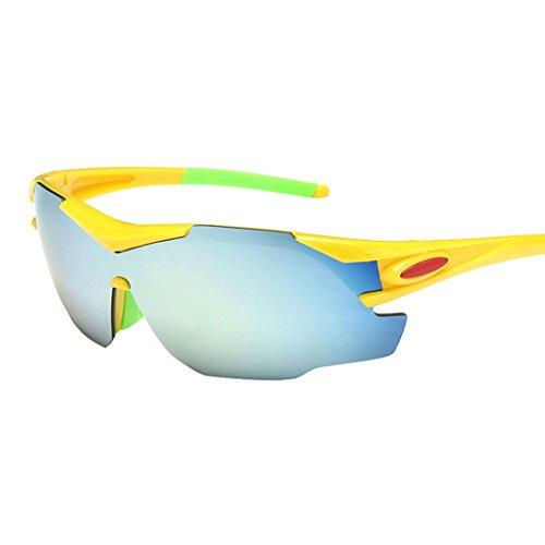 Sports Sunglasses, Rosa Schleife UV Protection Fashion Sports Unisex Sunglasses for Men Women in Baseball Running Cycling Fishing Driving Golf Softball - Ray Toddler Wayfarer Ban