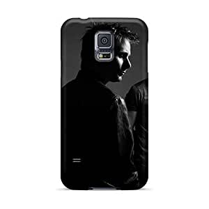High Quality Phone Cases For Samsung Galaxy S5 With Provide Private Custom Realistic Muse Band Pattern DannyLCHEUNG