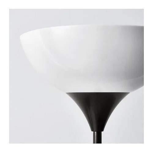 69-inch by IKEA White Black Ikea 101.398.79 Not Floor uplight lamp