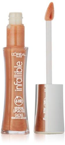 L'Oréal Paris Infallible 8 HR Pro Gloss, Suede, 0.21 fl. - Suede Pro Finish