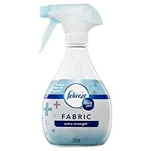 Febreze with Ambi Pur Fabric Spray Extra Strength, 370 Milliliters