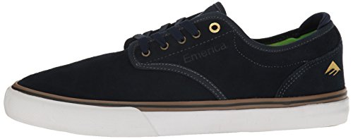 Emerica Wino G6, Color: Navy/Gum/White, Size: 37 Eu / 5 Us / 4 Uk