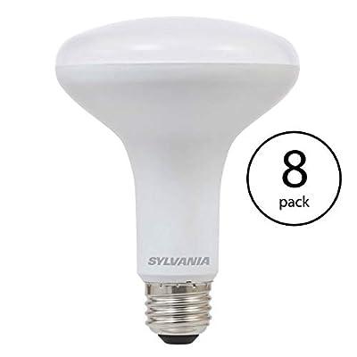 Sylvania BR30 65W Energy Saving Soft White 2700K LED Flood Light Bulb (4 Pack)