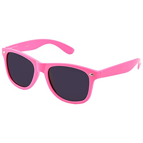 Dance Polarized Sunglasses - Funky Trending Trendy Women Girl Gifts Party Sunglasses Glasses Teens Hot Pink