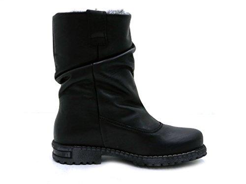 Seaside Girls' Boots Black - Black wsJES