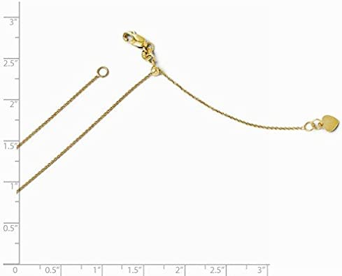 14K Yellow Gold Camera Pendant on an Adjustable 14K Yellow Gold Chain Necklace