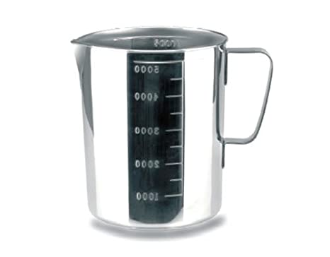 Amazon.com: Lacor 62750 Acero Inoxidable 5 lts Pitcher ...