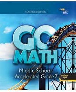 go math grade 7 answer key pdf